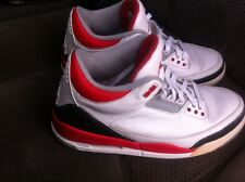 Jordan 3 Fire Red size 11.5