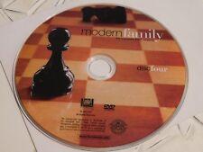 Modern Family First Season 1 Disc 4 DVD Disc Only 44-211