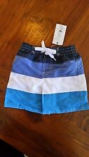Milky Baby Boys Panelled Boardies Sz 3 Post E45