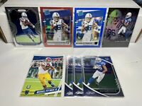 2020 Panini Prizm Michael Pittman Jr. RC 5 Card Lot Pink Rated Rookie #333 Colts