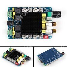 1Pcs TDA7498 Class D 2x100W Dual Canal Audio Digital Power Amplificador Board