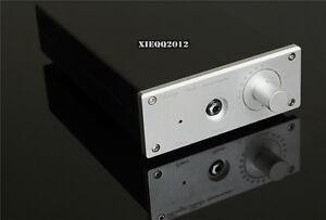 Audio HIFI Class A FET Transistor Headphone Amplifier Citation AT-HA5000 220V