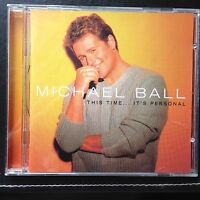 Michael Ball - This Time It's Personal  CD