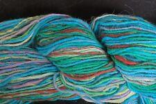 Noro SHIRAITO Luxury Yarn, #26 Turquoise, Greens, Blues, & Brown