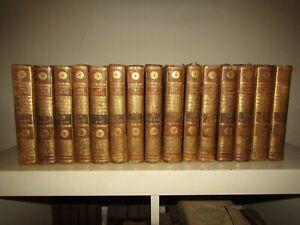 Série Livres Anciens XVIIIème 1791 Dictionnaire Universel d'Histoire Naturelle
