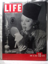 Life magazine June 13 1938 GERTRUDE LAWRENCE Madison NJ Dog Show