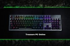 Razer Huntsman Opto Mechanical Light and Clicky Gaming Keyboard RZ03-02520100