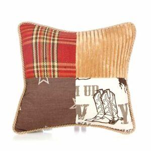 Glenna Jean Carson Pillow, Patch