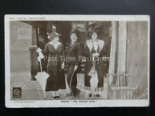 Charlie Chaplin CHARLIE THE PERFECT LADY Red Letter Photocard