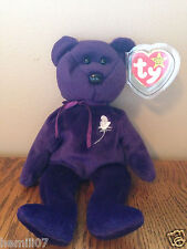 Princess Diana Ty Beanie Baby Retired 1997 Original