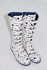 RARE Vintage Adidas SUPERSTAR Boots Spotted Dalmatian 6.5 US, 5 UK APE 779001