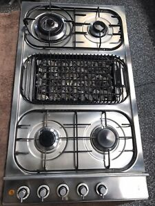 Ilve Gas Cooktop