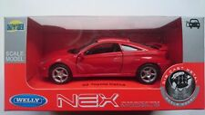 WELLY '02 TOYOTA CELICA RED 1:34  DIE CAST METAL MODEL NEW IN BOX