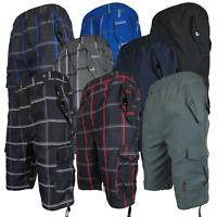 Mens Location Woven Fabric Short Breathable S To XXXl Multi Pockets Cargo Pocket