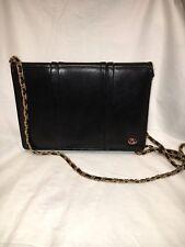 Liz Clairborne Black Leather Purse
