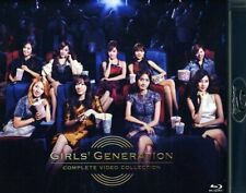 New GIRLS' GENERATION COMPLETE VIDEO COLLECTION Blu-ray