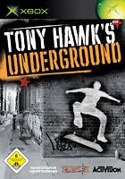 Tony Hawk's Underground Motivierender Storymodus Trickeditor Microsoft Xbox OVP