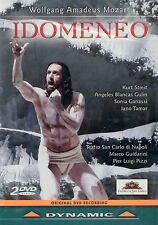 DVD Mozart - IDOMENEO - Kurt Streit, Angeles Blancas Gulin