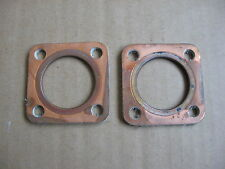Daimler Dingo Exhaust Flange Copper Gaskets
