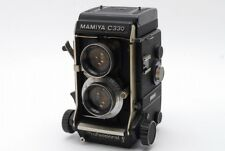 【For Parts】 Mamiya C330 F Professional TLR Medium Format w/105mm f/3.5 Y3238