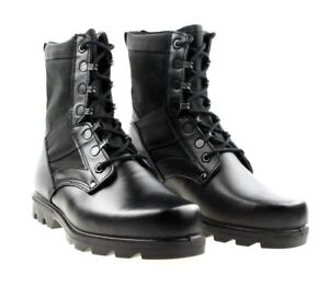 New Mens Women Steel Toe Work Safety Boots Tactical Combat Outdoor Climbing Shoe