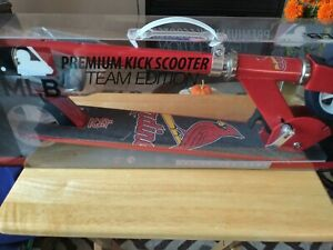 New St. Louis cardinals MLB Baseball Team Premium Kick Scooter RARE like Razor