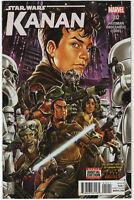 Star Wars Kanan The Last Padawan #12 1st App Grand Inquisitor Disney+ Show 1 6