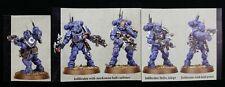 5 Infiltrators Squad B Helix Grenade 2 Pistol Vanguard Primaris Warhammer 40K