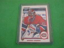 PATRICK ROY (MONTREAL CANADIENS) 1990-91 UD PROMO CARD NUMBER 241