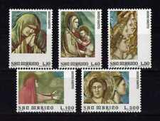 S27557) Dealer Stock San Marino 1975 MNH Holy Year - Year Santo 5v (X10 Sets)