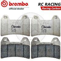 4 Front Brake Pads Brembo Carbon RC Motorcycle Morini Corsair 1200 2013