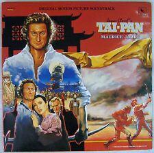 Tai-Pan 33 tours Maurice Jarre 1986