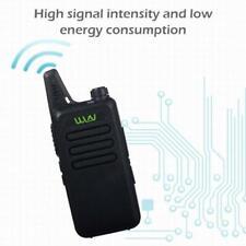 KD-C1 Portable Mini Walkie-Talkie UHF 400-470MHz Outdoor Intercom (US) H1