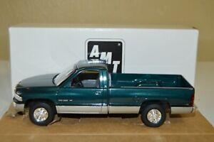 AMT ERTL 1995 Dodge Ram 2500 Pickup Truck Emerald GREEN 1:25 Dealer Promo 6195EO