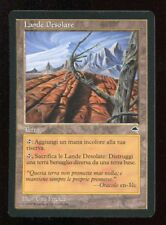MAGIC LANDE DESOLATE  Wasteland TEMPEST ITA MTG TERRA