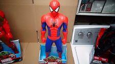 "MARVEL SPIDERMAN TITAN HERO SERIES WALMART (AUSTRALIA EXCLUSIVE 18"")NEW 2015"