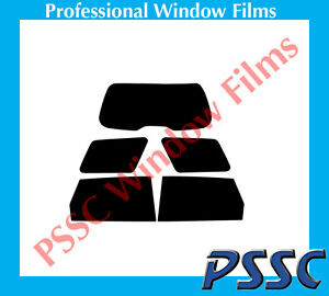 Mitsubishi Grandis 2004-2010 Pre Cut Car Auto Window Tint Window Film Limo Kit