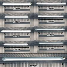 LED Wannen Lampe Werkstatt Feuchtraum Decken Leuchte Industrie Halle Garage IP65