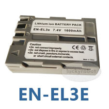 EN-EL3e Battery for Nikon D200, D300, D700, D90, D80  D50 D70 D70S