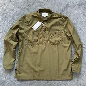 Kestin Granton Shirt Olive Mens Hare Oi Polloi BNWT Free P&P