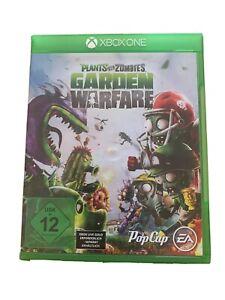 Plants vs. Zombies: Garden Warfare (Microsoft Xbox One, 2014, DVD-Box)