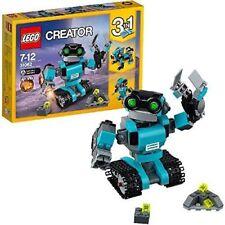 Jeux de construction Lego explorateurs creator explore