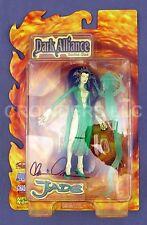 "Autographed Chaos! Comics ""Jade"" Series One Dark Alliance Art Asylum Eternal Toy"