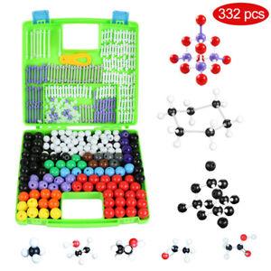 Portable Organic Molecule Structure Chemistry Atom Molecular Model Kit Set