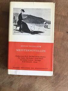 Anton Tschechow - Meisternovellen / Manesse Bibliothek