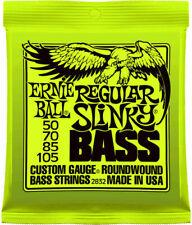 Ernie Ball 2832 Regular Slinky (50-105) Bass Guitar Strings