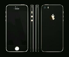 Matte Black Skin for iPhone 5s/SE