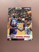 Michael Jordan Card: 1993/94 Hoops Basketball Utah All-Star Weekend