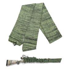 "54"" Tactical Hunting Shotgun Rifle Gun Sock Storage Case Bag Sleeve Sack Green"