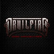 DEVILFIRE - Dark Manoeuvres / New CD 2018 / Hard Rock / Melodic Rock from U.K.